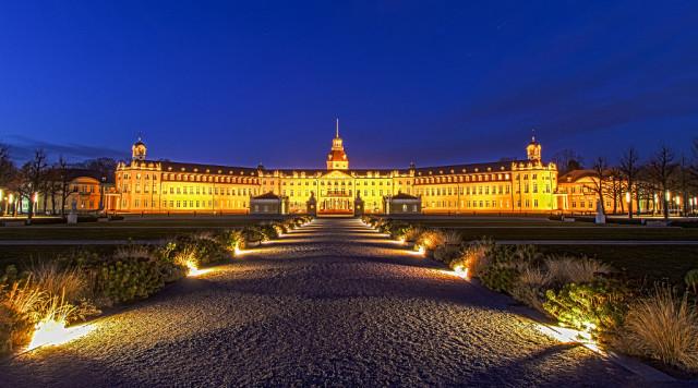 karlsruhe-castle