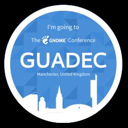 guadec-badge